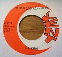 Cover B.B. King - I'm Cracking Up Over You