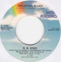 Cover B.B. King - Inflation Blues