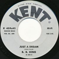 Cover B.B. King - Just A Dream