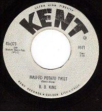 Cover B.B. King - Mashed Potato Twist