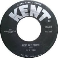 Cover B.B. King - Mean Ole Frisco