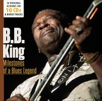 Cover B.B. King - Milestones Of A Jazz Legend