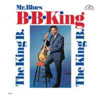 Cover B.B. King - Mr. Blues - The King B.