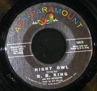 Cover B.B. King - Night Owl