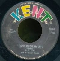 Cover B.B. King - Please Accept My Love