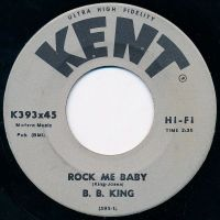 Cover B.B. King - Rock Me Baby