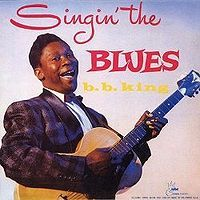 Cover B.B. King - Singin' The Blues