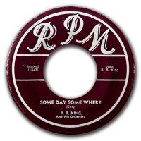 Cover B.B. King - Someday, Somewhere
