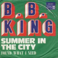 Cover B.B. King - Summer In The City