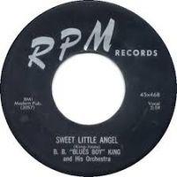 Cover B.B. King - Sweet Little Angel