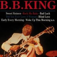 Cover B.B. King - Sweet Sixteen - Rock Me Baby - Bad Luck - Did You Ever Love A Woman - Blind Love