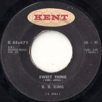 Cover B.B. King - Sweet Thing