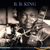Cover B.B. King - Ten Classic Albums Plus Singles
