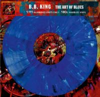 Cover B.B. King - The Art Of Blues