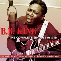 Cover B.B. King - The Complete Singles As & Bs 1949-62