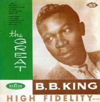 Cover B.B. King - The Great B.B. King