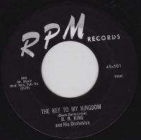 Cover B.B. King - The Key To My Kingdom
