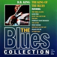 Cover B.B. King - The King Of The Blues