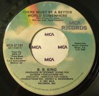 Cover B.B. King - There Must Be A Better World Somewhere