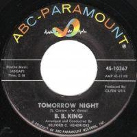 Cover B.B. King - Tomorrow Night