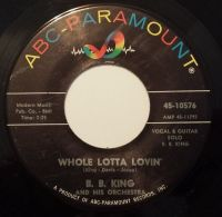 Cover B.B. King - Whole Lotta Lovin'