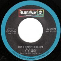 Cover B.B. King - Why I Sing The Blues