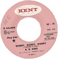 Cover B.B. King - Worry, Worry