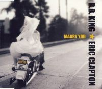 Cover B.B. King & Eric Clapton - Marry You