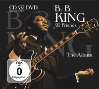 Cover B.B. King & Friends - The Album