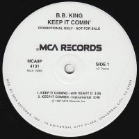 Cover B.B. King & Heavy D - Keep It Coming