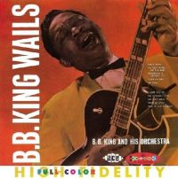 Cover B.B. King & His Orchestra - Wails