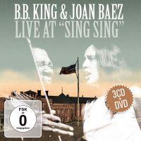 """Cover B.B. King & Joan Baez - Live At """"Sing Sing"""""""