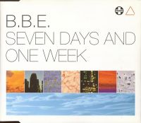 Cover B.B.E. - Seven Days And One Week