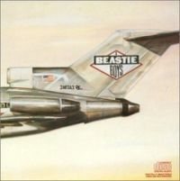 Cover Beastie Boys - Licensed To Ill