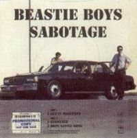 Cover Beastie Boys - Sabotage