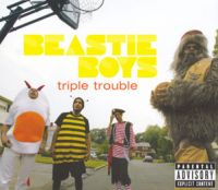 Cover Beastie Boys - Triple Trouble