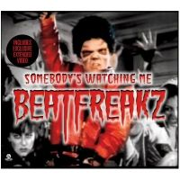 Cover Beatfreakz - Somebody's Watching Me