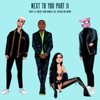 Cover Becky G & Digital Farm Animals feat. Rvssian and Davido - Next To You Part II