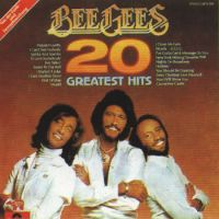 Cover Bee Gees - 20 Greatest Hits