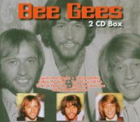 Cover Bee Gees - 2 CD Box