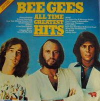 Cover Bee Gees - All Time Greatest Hits