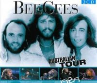 Cover Bee Gees - Australian Tour 1989