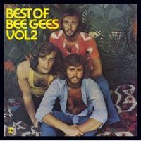 Cover Bee Gees - Best Of Bee Gees Vol 2