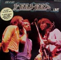 Cover Bee Gees - Here At Last ...Live