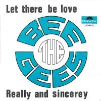 Cover Bee Gees - Let There Be Love