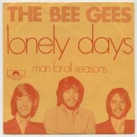 Cover Bee Gees - Lonely Days