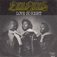 Cover Bee Gees - Love So Right