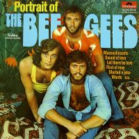 Cover Bee Gees - Portrait Of The Bee Gees