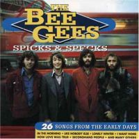 Cover Bee Gees - Spicks & Specks - 26 Songs From The Early Days