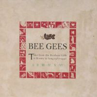Cover Bee Gees - Tales From The Brothers Gibb - A History In Song 1967-1990
